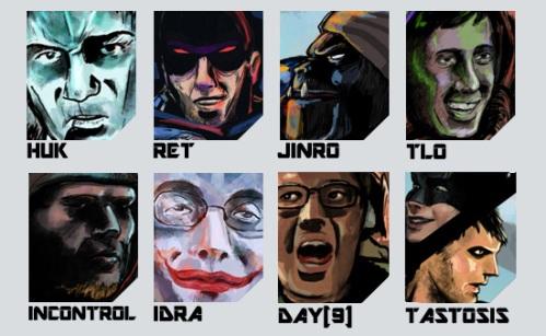 SC2 Superheroes