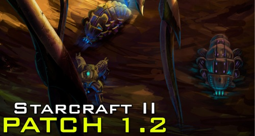 Starcraft II Patch 1.2