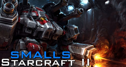 Starcraft II Smalls