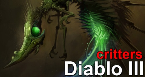 Diablo 3 Critters