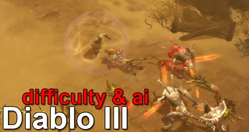 Diablo 3 Difficulty & AI
