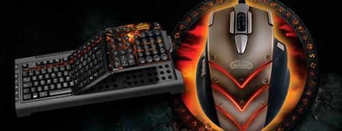 Cataclysm Mouse & Keyboard