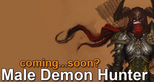 Male Demon Hunter