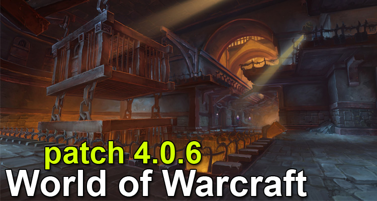 wow patch 4.0.6 deutsch