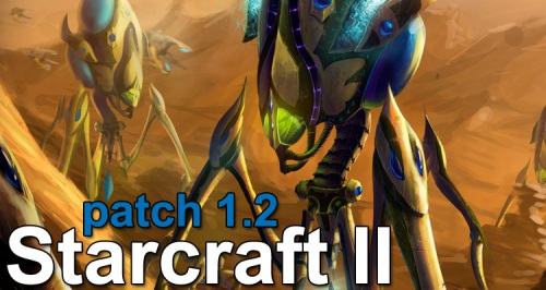 Starcraft 2 Patch 1.2