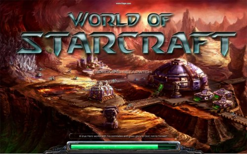 World of Starcraft