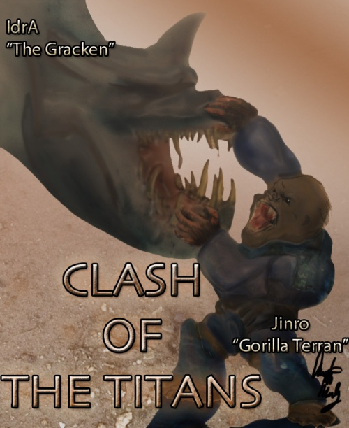 IdrA vs Jinro