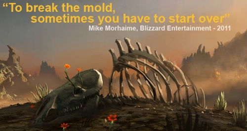 Mike Morhaime Quote