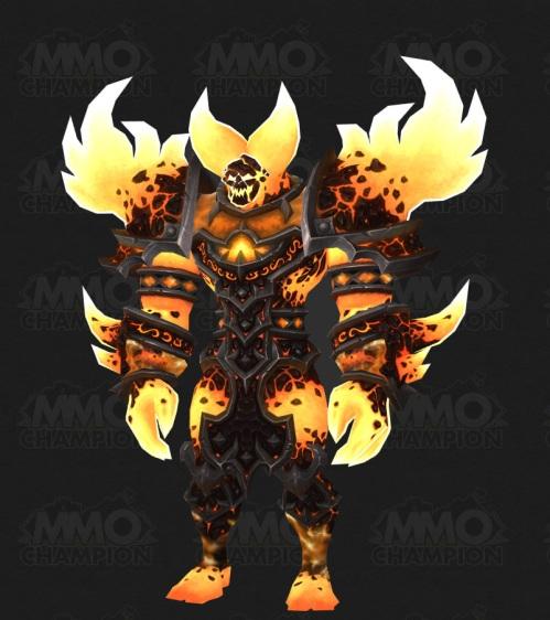 Ragnaros New Model