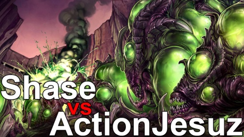 Shase vs ActionJesuz - Best of 5