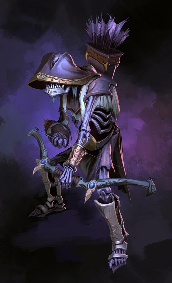 2560x1600 wallpaper women video games world of warcraft blood elf hunter archers fantasy art armor elves artwork bow